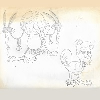 Random Space Creatures